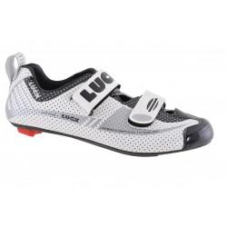 Tri-sample road shoes