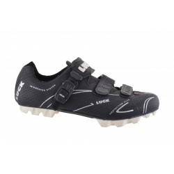 Team-Negro Zapatillas MTB...