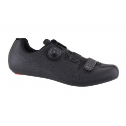 Plus-Black Road Shoes Size...