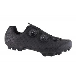 Galaxy-Black Skulls MTB Shoes