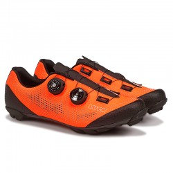 Road cycling shoes   yellow fluor Tour  at Luck eShop Bikes