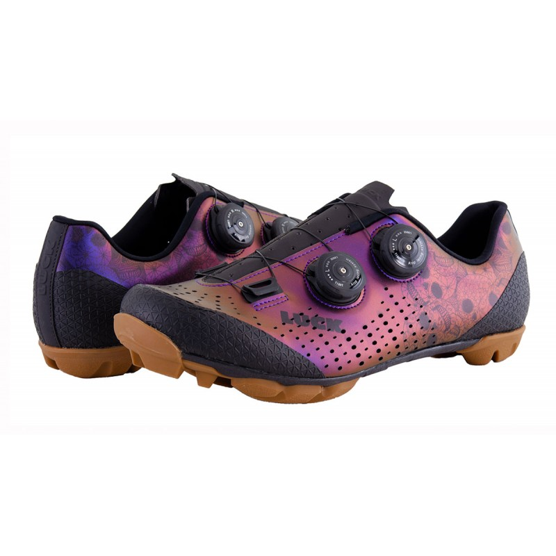 Zapatilla Mountain Bike  fucsia Enduro Fucsia MTB en Luck eShop Bikes