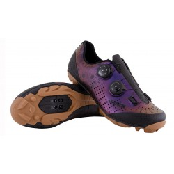 Zapatilla Mountain Bike  negro Enduro Negro MTB en Luck eShop Bikes