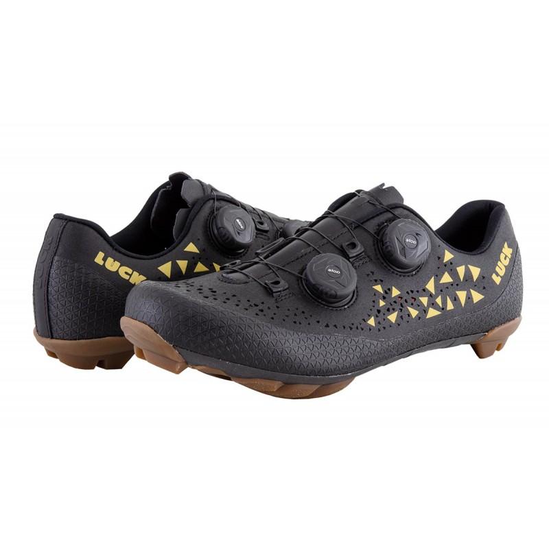 Triathlon cycling shoes   tri road amarillo Tri Road Yellow  at