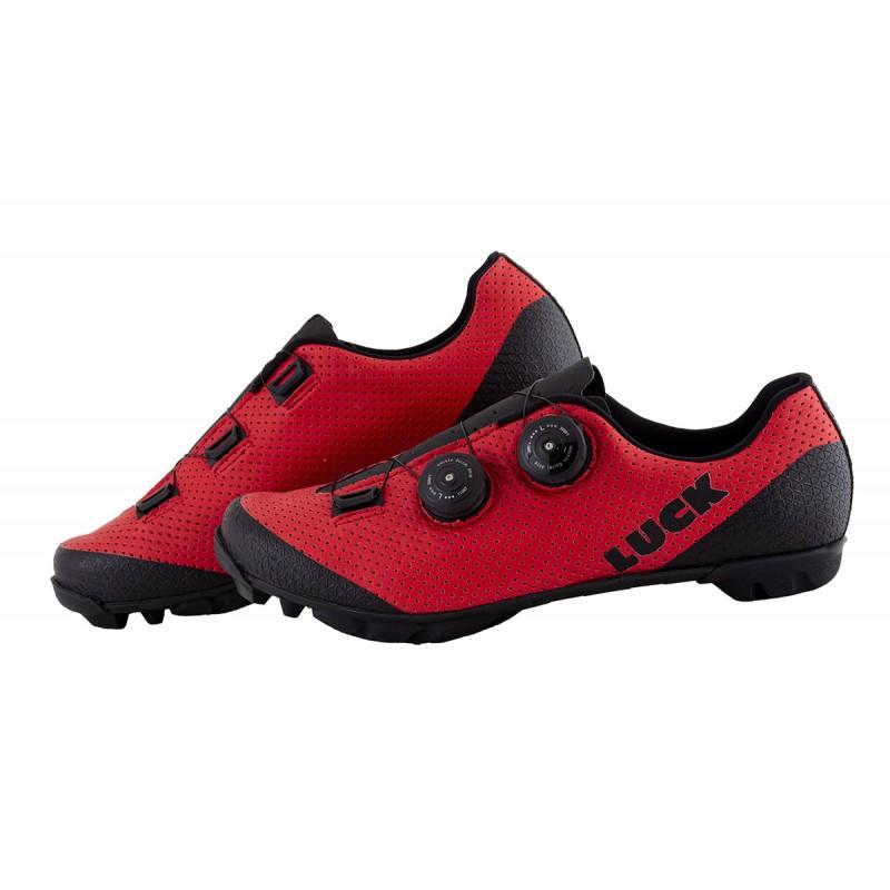Shoes MTB  black Pro  at Luck eShop Bikes