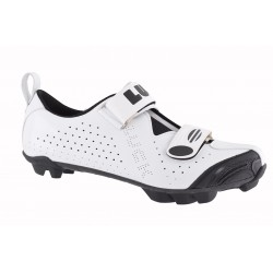Zapatilla Mountain Bike  blanco Predator MTB en Luck eShop Bikes